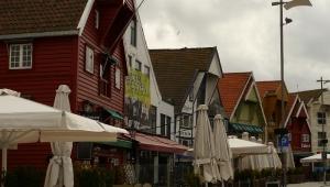 Norwegen - ein Tag im Mai 2012
