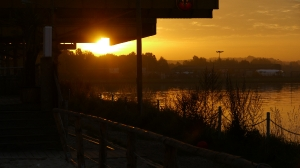 Sunrise am Kai - Impressionen