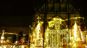 Impressionen Dom bei Nacht
